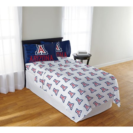NCAA Arizona Wildcats Affiliation Full Sheet Set, 1 Each ()