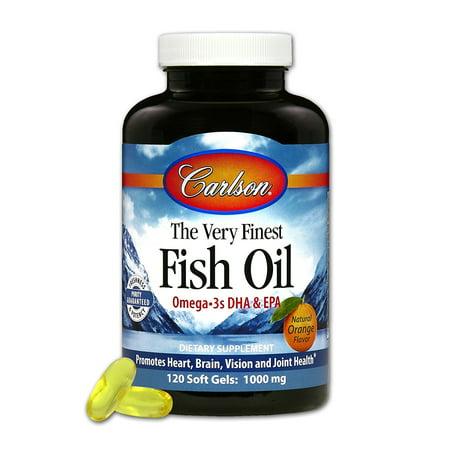 Carlson labs very finest norwegian liquid fish oil 1000mg for Carlson fish oil liquid