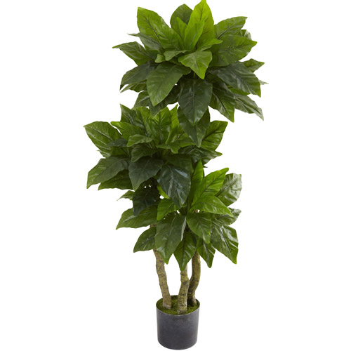 Nearly Natural 5' Bird Nest Tree, UV Resistant, Indoor and Outdoor