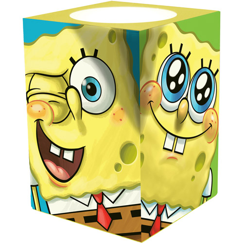 SpongeBob Bob Bunch Flameless Candle