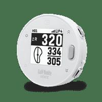 Golf Buddy Voice X Handheld Voice Golf GPS White (854791007157)