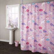 SKL Home Kids Fairytale Unicorn Shower Curtain