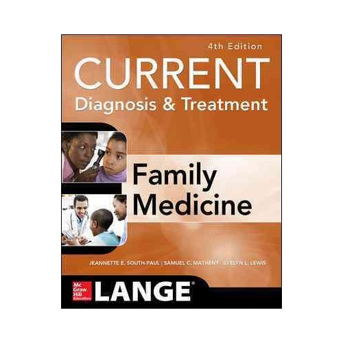 Current Diagnosis & Treatment: Family Medicine