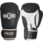 Ringside Striker Training Gloves Small/Medium Black / White