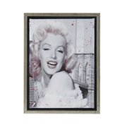 Amrita Singh Marilyn Monroe and Tribeca Framed Graphic Art