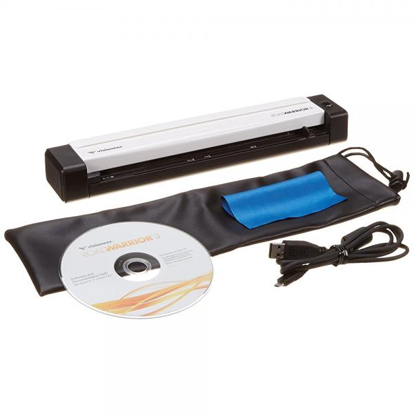 Visioneer Road Warrior RW3-WU Document Scanner by