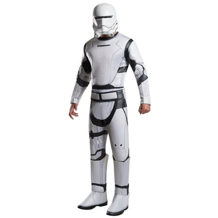 Men's Deluxe Flametrooper Costume - Star Wars VII - Star Wars Costumes For Teens