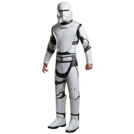 Men's Deluxe Flametrooper Costume - Star Wars VII - Star Wars Cheap Costumes