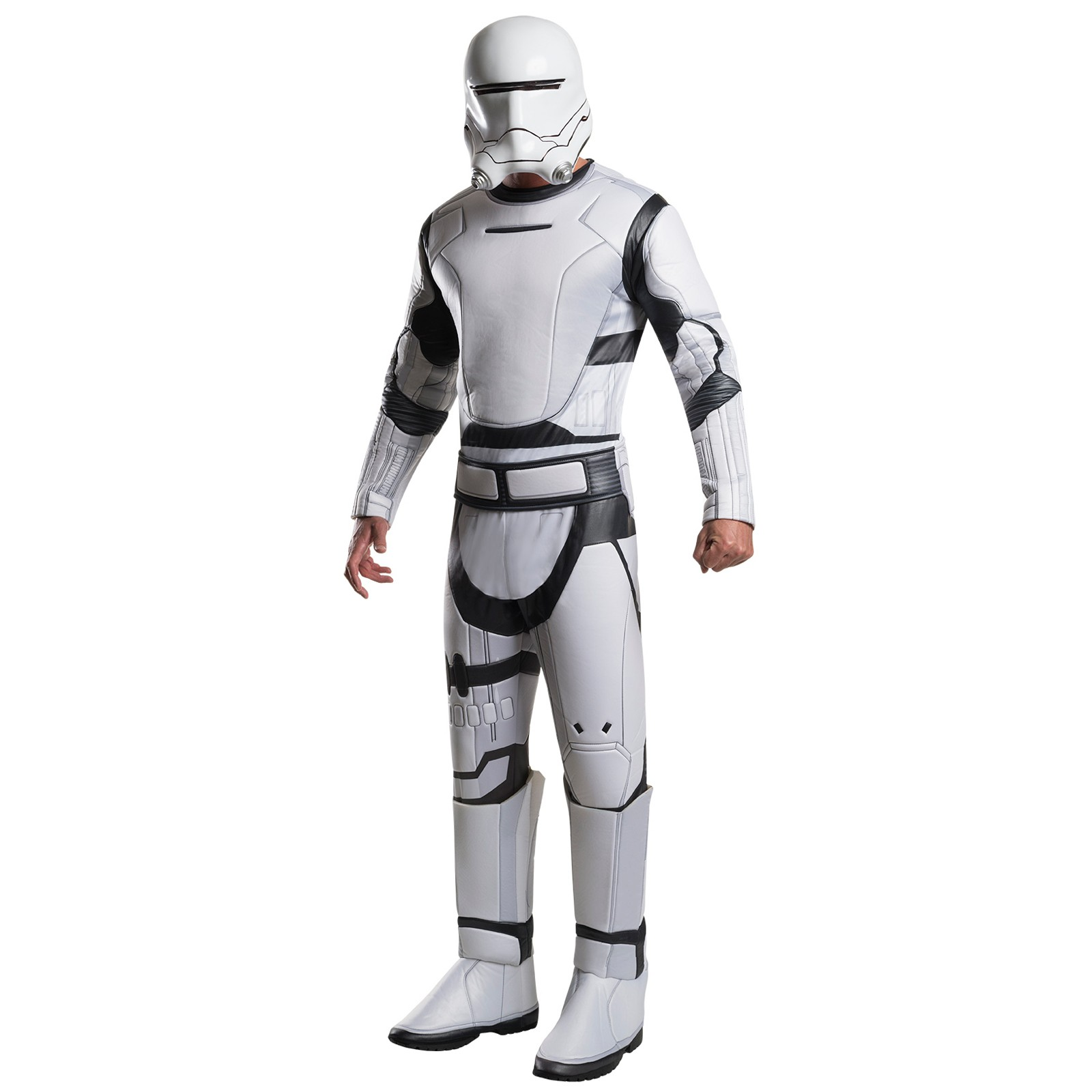 Star Wars: The Force Awakens - Flame Trooper Deluxe Adult Costume