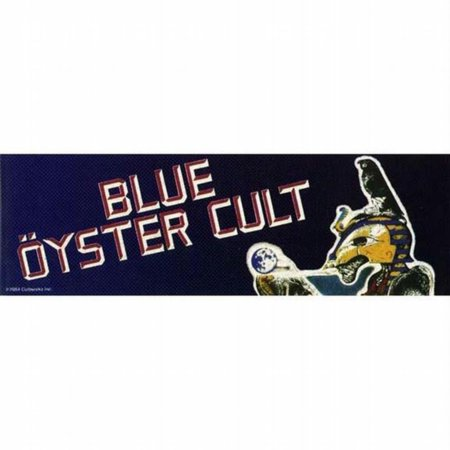 - Blue Oyster Cult - Decal