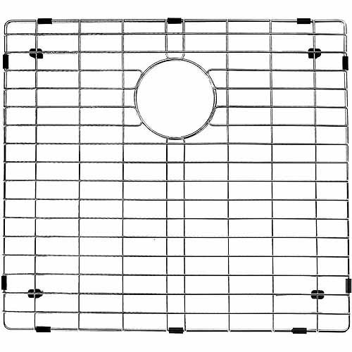 "Vigo Kitchen Sink Bottom Grid, 19"" x 17"""