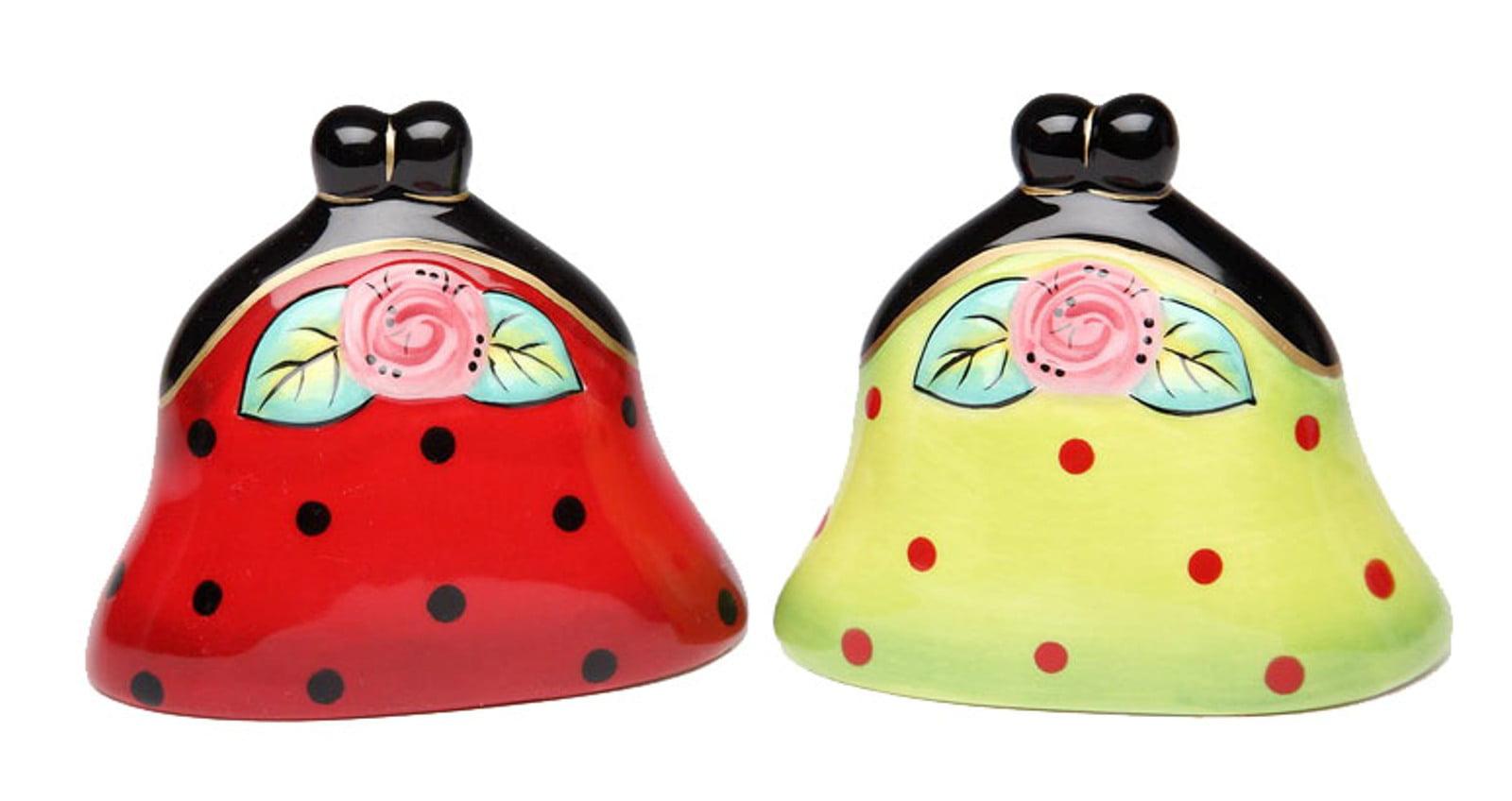 Three Star YB5050 Pepper Shakers Cr/ème