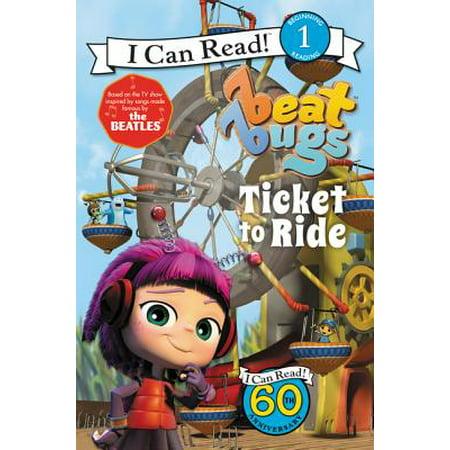 Ticket To Ride App Halloween (Beat Bugs: Ticket to Ride)