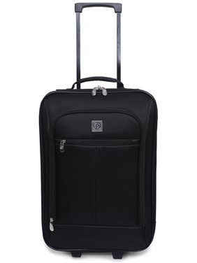 "Protege Pilot Case 18"" Carry-On Luggage (Walmart Exclusive)"