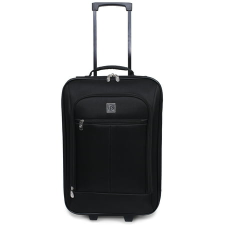 Protege Pilot Case Carry-On Suitcase, 18 (Walmart