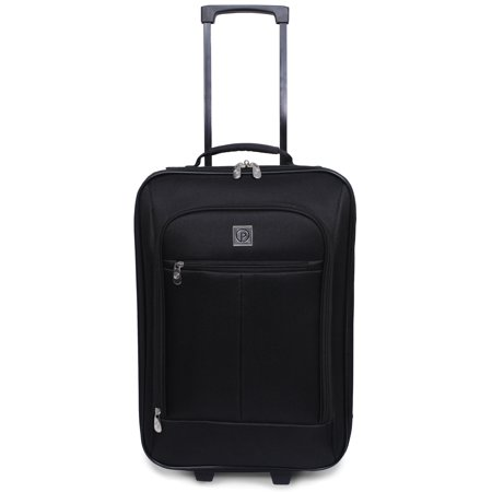 Protege Pilot Case Carry-On Suitcase, 18 (Walmart (22 Wheeled Bag)