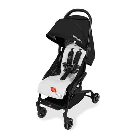Maclaren Atom Style Set Stroller - Black ()