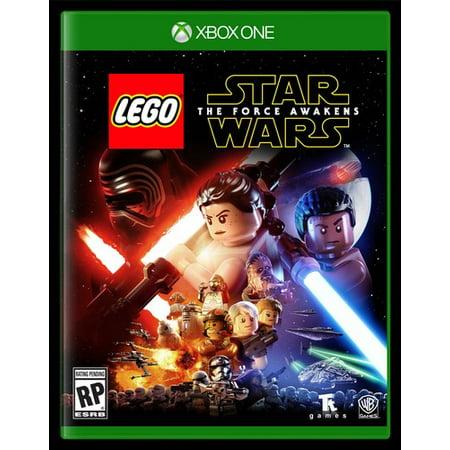 LEGO Star Wars: The Force Awakens, Warner Bros, Xbox (Lego Star Wars 2 On Xbox 360)