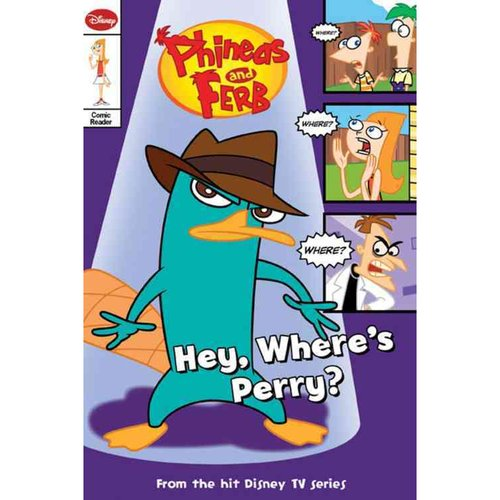 Hey, Where's Perry?