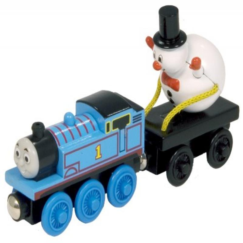 RC2 Thomas And Friends Wooden Railway - Thomas And the Snowman