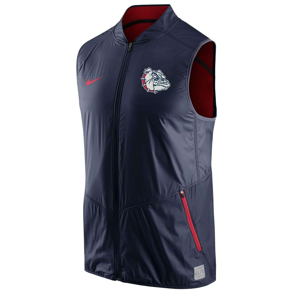 Nike Gonzaga Bulldogs Hyperlite Game Vest