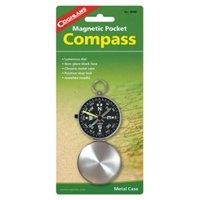 Coghlans Magnetic Pocket Metal Case Compass