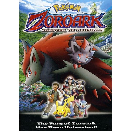 Pokemon: Zoroark - Master Of Illusions (Widescreen)