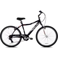 Deals on 26-inch NEXT Avalon Men's Comfort Bike with Full Suspension
