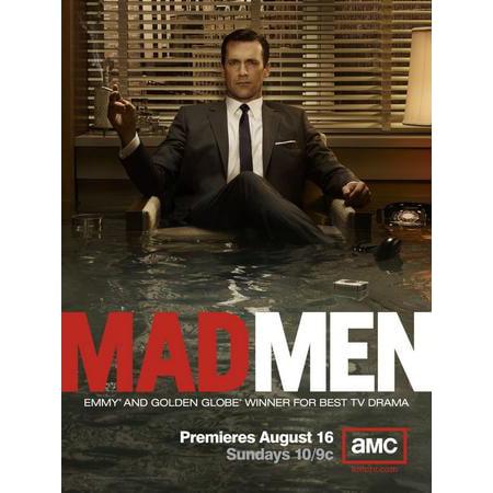 Jon Hamm Poster Mad Men Promo