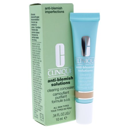 Acne Solutions Clearing Concealer - 01 Shade by Clinique for Women - 0.34 oz