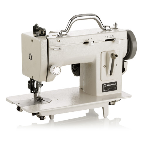 Reliable Corporation Barracuda Zig-Zag and Straight Stitch Portable Walking Foot Sewing Machine