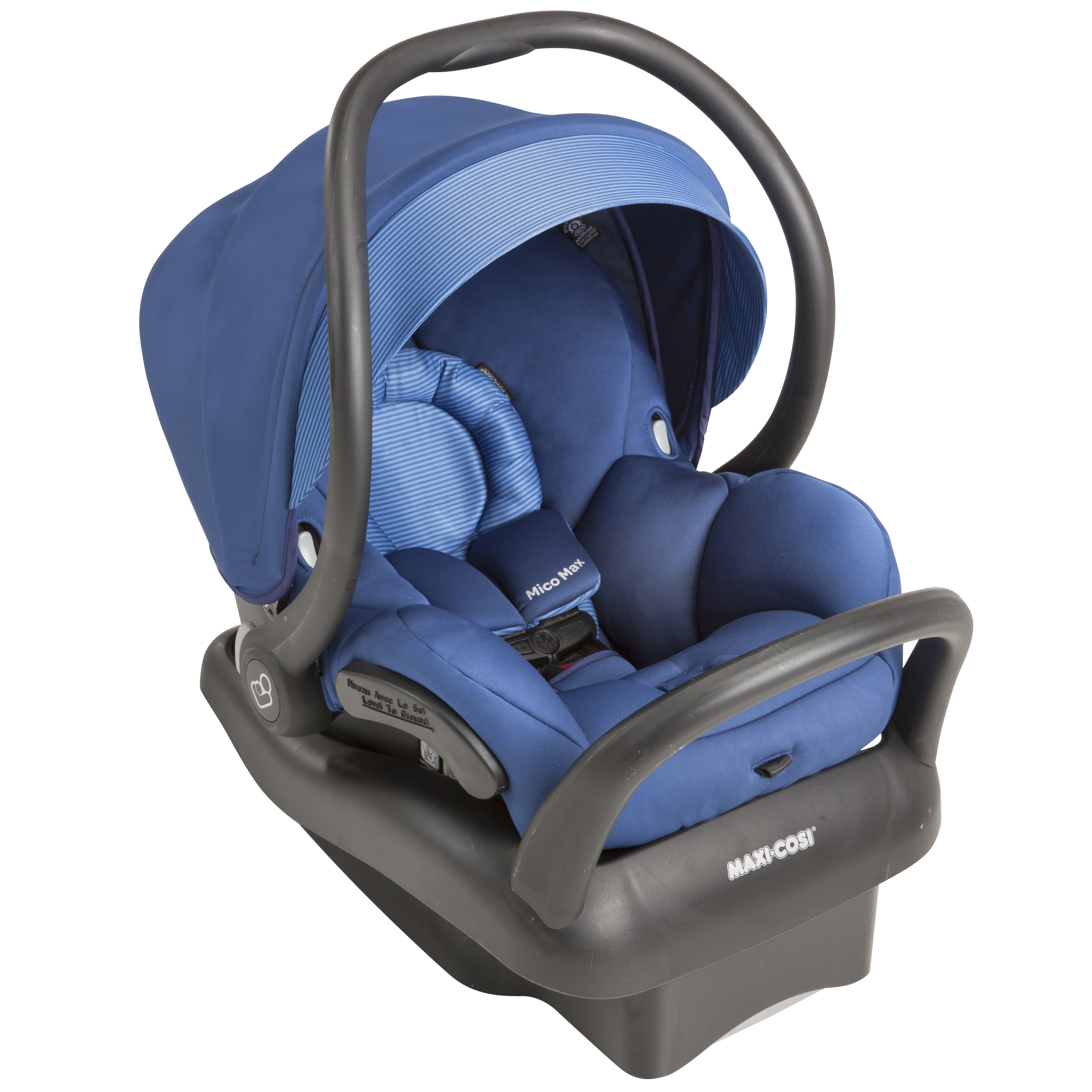 Maxi-Cosi Mico Max 30 Infant Car Seat, Blue Base