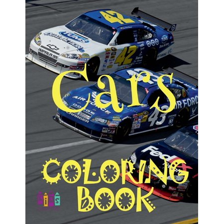 ✌ Cars ✎ Car Coloring Book Men ✎ Colouring Book ...