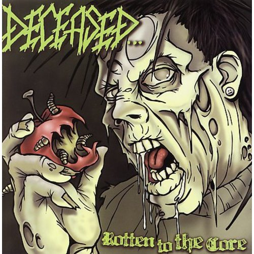 Deceased - Rotten to the Core [CD]