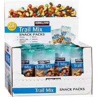 Kirkland Signature Trail Mix Snack Packs, 2 oz, 28 ct