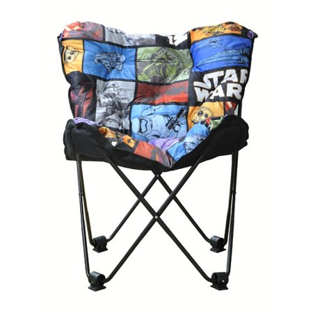 Idea Nuova Star Wars Episode VII Butterfly Lounge Chair (Star Wars Food Ideas)