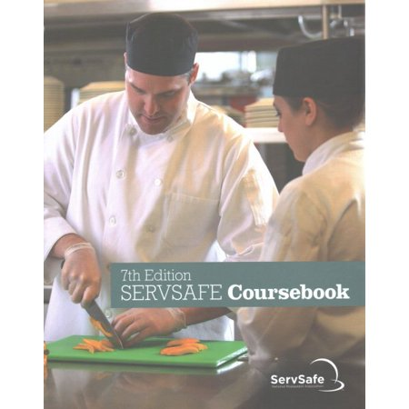 Servsafe Coursebook with Online Exam (The Hut Voucher)