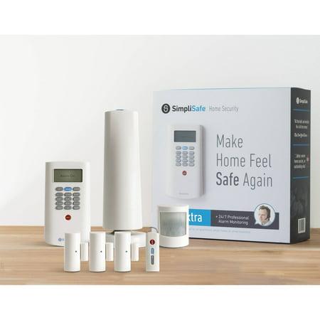SimpliSafe Extra Home Security Kit
