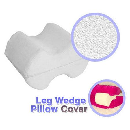 Deluxe Comfort Leg Wedge Pillow Cover