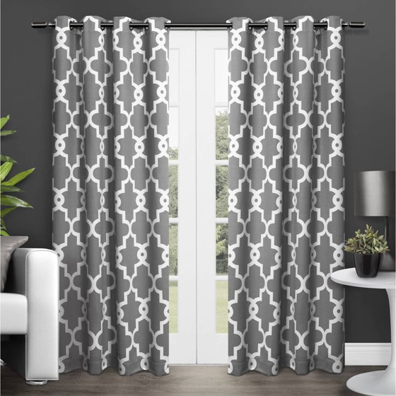 Exclusive Home Ironwork Blackout Thermal Grommet Top