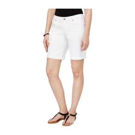 Style&co. Womens Cuffed Casual Denim - Ladies Denim Shorts