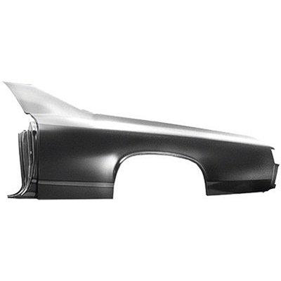 Chevy El Camino Tailgate - GMK408360170L Left Quarter Panel for 1968-1972 Chevrolet El Camino