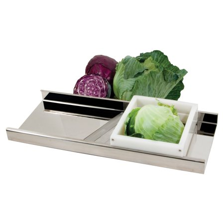 TSM Products Stainless Steel Cabbage Shredder