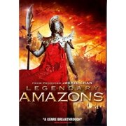 Jackie Chan's Legendary Amazons DVD by