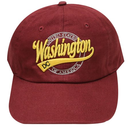 City Hunter Cs104 Washington Signature Seal Baseball Cap