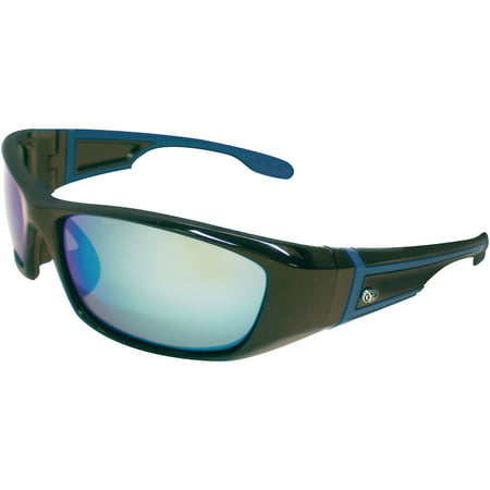 Yachter's Choice Cuda Sunglasses with Blue Mirror Polarized Lenses