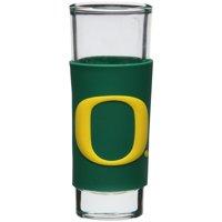 Oregon Ducks 2oz. PVC Wrap Collector Glass