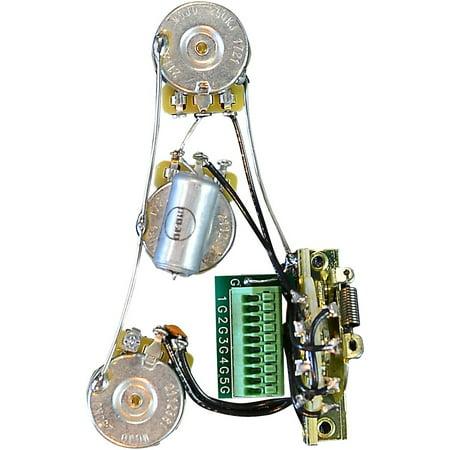 Mojotone Solderless Strat Standard Guitar Wiring Harness