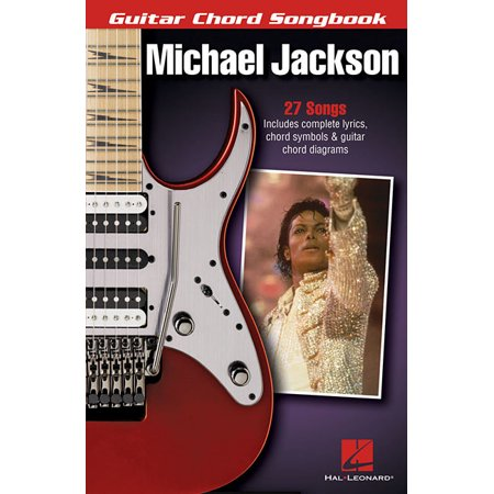 Michael Jackson - Guitar Chord Songbook Michael Jackson Piano Sheet Music