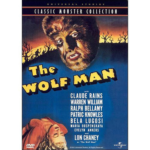 The Wolf Man (1941) (Full Frame)